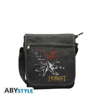 "THE HOBBIT - Sac besace ""Lonely Mountain"" Petit Format"