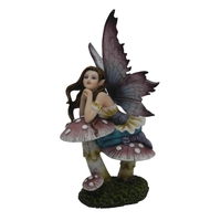 Figurine Fée Sésilina (H17 x L10cm)