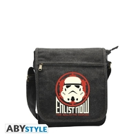 "STAR WARS - Sac Besace ""Enlist now Trooper"" Petit Format"