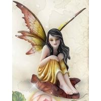 Figurine Fée Elara (H16 x L9cm)