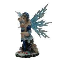 Figurine Fée Fursyn (H15 x L12cm)