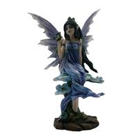 Figurine Fée Hoéla (H17 x L10cm)