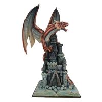 Statuette Dragon Gawenn