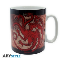 GAME OF THRONES - Mug - 460 ml - Targaryen