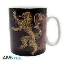 GAME OF THRONES - Mug - 460 ml - Lannister
