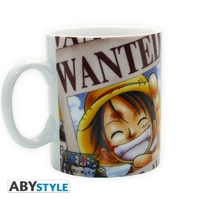 ONE PIECE - Mug 460 ml - Luffy Wanted