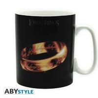 LORD OF THE RING - Mug - 460 ml - Anneau & Sauron