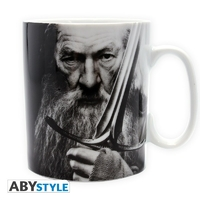 THE HOBBIT - Mug - 460 ml - Gandalf & Epée