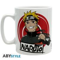 NARUTO SHIPPUDEN - Mug - 460 ml - Naruto & Kakashi