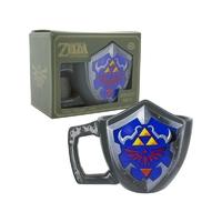 ZELDA - Mug 3D Bouclier Link - 460ml