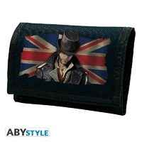 "ASSASSIN'S CREED - Portefeuille ""Syndicate/ Union Jack"" navy"