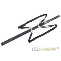 BLADE - Réplique Épée (version avec sangles et couteau)
