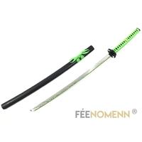 THE WALKING DEAD - Katana chasseur de Zombie - VERT