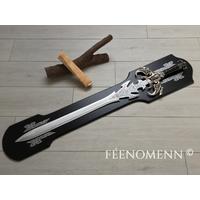 Epée Décorative tête de mort