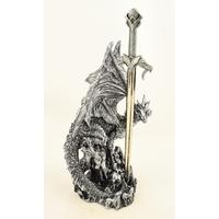 Ouvre-lettre Dragon Noir