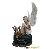 Statuette Fée Verdina (H45 x L27cm)
