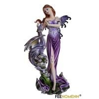 Statuette Fée Lolanne (H32 x L18cm)