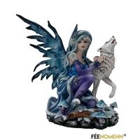 Figurine Fée Cérydwenn (H16 x L13cm)