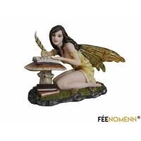 Figurine Fée Carysse (H12 x L18cm)