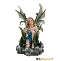 Figurine Fée Vanya (H17 x L12cm)