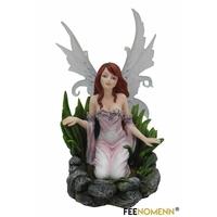 Figurine Fée Ujane (H18 x L12cm)