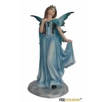 Figurine Fée Dénélia (H18 x L11cm)