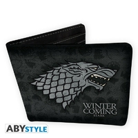 "GAME OF THRONES - Portefeuille ""Stark"" - Vinyle"