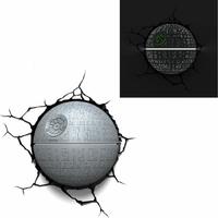 STAR WARS - Lampe décorative 3D Etoile Noire