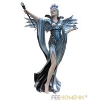 Statuette Fée Gloriane (H48 x L38cm)