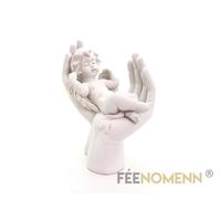 Statuette Ange dans Mains
