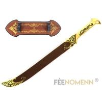 LE HOBBIT - Réplique Épée THRANDUIL (Gold Edition)