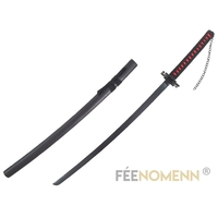 BLEACH - Réplique Katana ICHIGO (Hollow black édition)