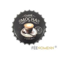 Capsule Métal Vintage - Caffé Mocha (Diam. 40cm)