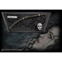 HARRY POTTER - Réplique Baguette BELLATRIX LESTRANGE (présentoir Collector)