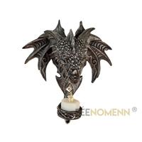 Applique Murale Dragon (bougie LED)