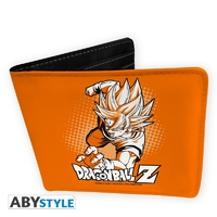 "DRAGON BALL - Portefeuille ""DBZ/Goku"" - Vinyle"