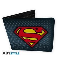 """DC COMICS - Portefeuille """"Costume Superman"""" - Vinyle"""