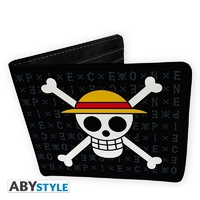 "ONE PIECE - Portefeuille ""Skull Luffy"" - Vinyle"
