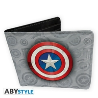 "MARVEL - Portefeuille ""Captain America"" - Vinyle"