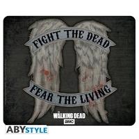 THE WALKING DEAD - Tapis de souris - Daryl Wings