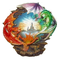 Lampe Dragons Duellyn