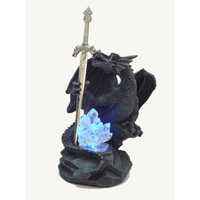 Figurine Dragon limuneux Haélar