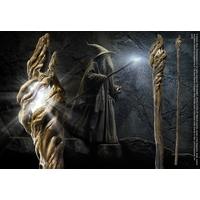 LE SEIGNEUR DES ANNEAUX / LE HOBBIT - Réplique Bâton Lumineux 185cm - GANDALF