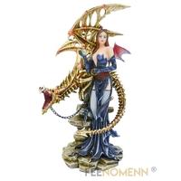 Statuette Fée Erin (H28 x L17cm)