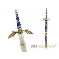 ZELDA - Réplique Épée LINK - Lame Gravée (Skyward Sword)