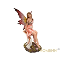 Figurine Fée Ewenna (H21 x L13cm)