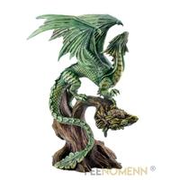Statuette Dragon Grael (H26 x L20cm)