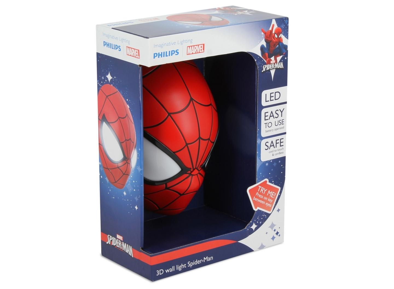 Marvel applique murale d spider man dÉco accessoires