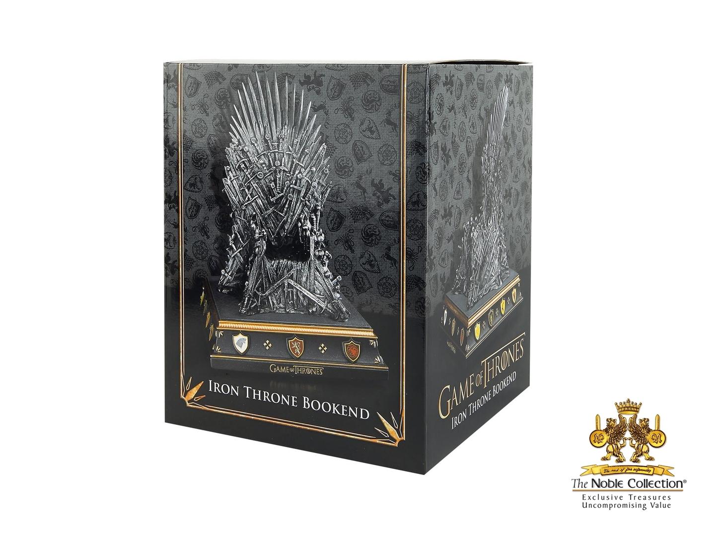 Game Of Thrones Serre Livres Le Trone De Fer
