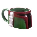 STAR WARS - Boba Fett 3D Mug 300ml(1)
